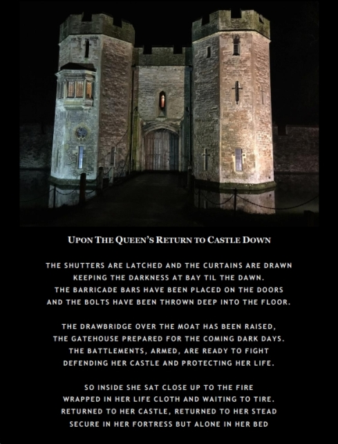 Upon The Queens Return to Castle Down